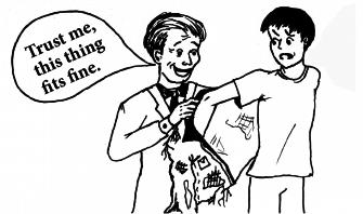 March Editorial Cartoon