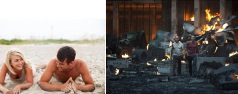 Romance 2013: Did you find Safe Haven or Die Hard?