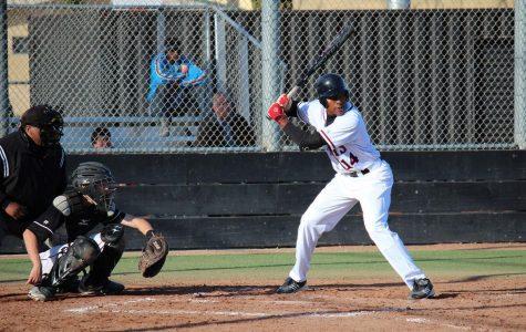Gallery: varsity baseball suffers first loss of season