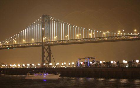 Bay Lights illuminate East Bay
