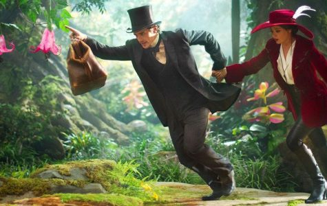 """""""Oz the Great and Powerful"""" puts twist on classic movie"""