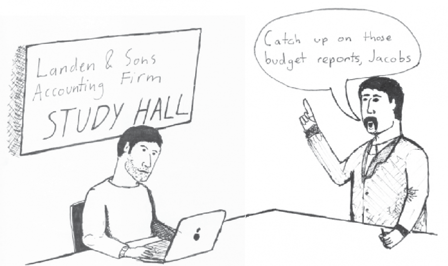 Editorial: Lunchtime Study Halls