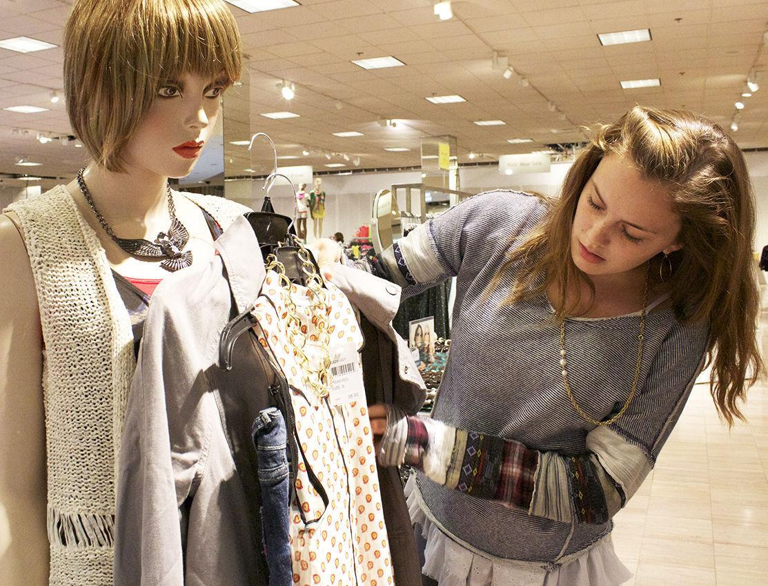 Store gives students insider view of fashion industry