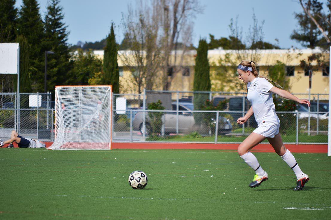 Girls' soccer finishes season