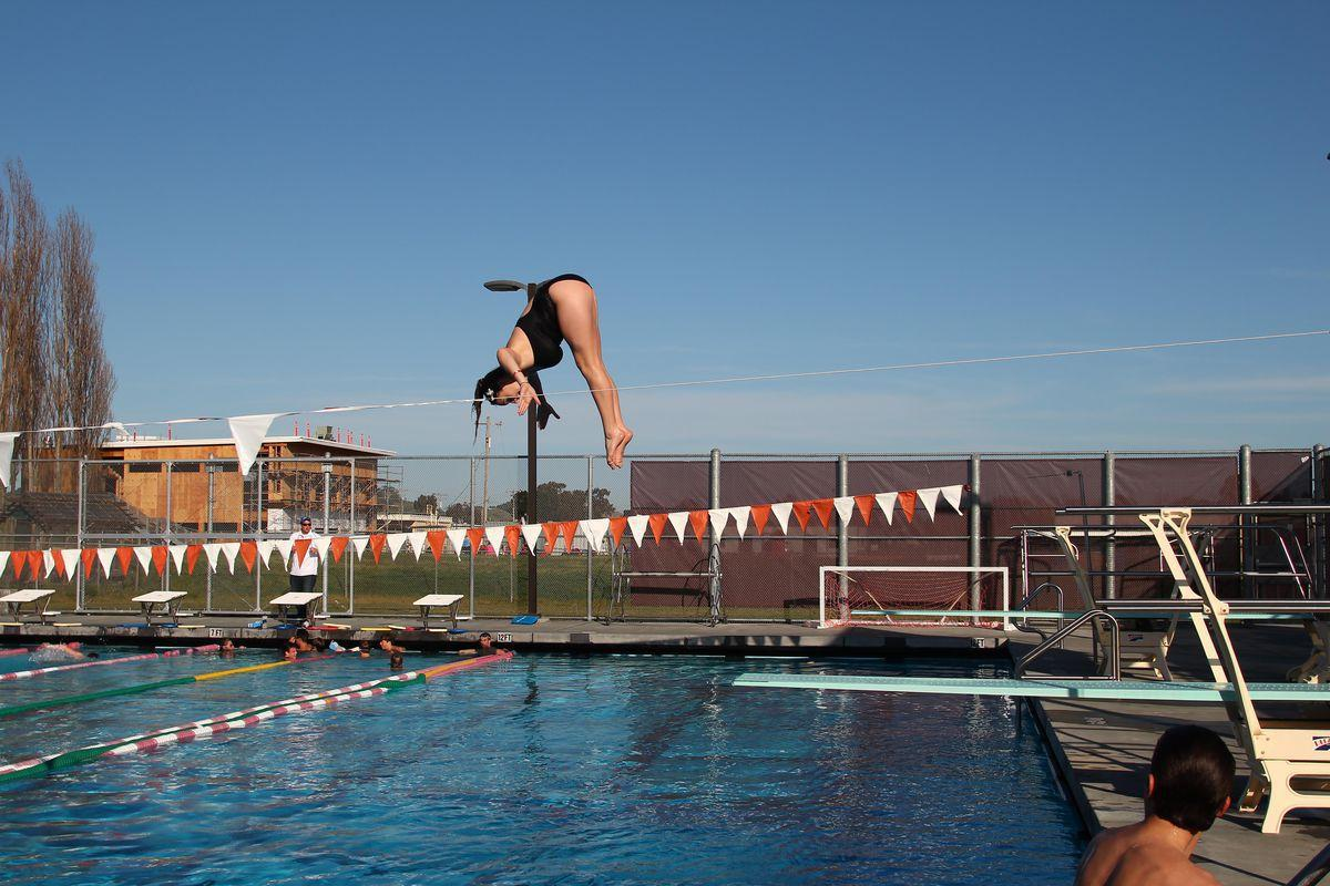 Swimmers compete at NCS