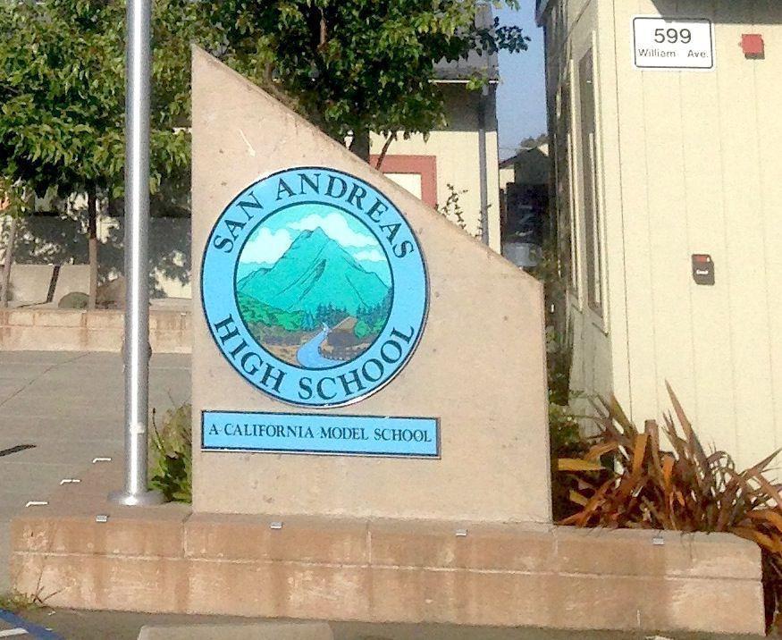 San Andreas High School: More Than Meets the Eye