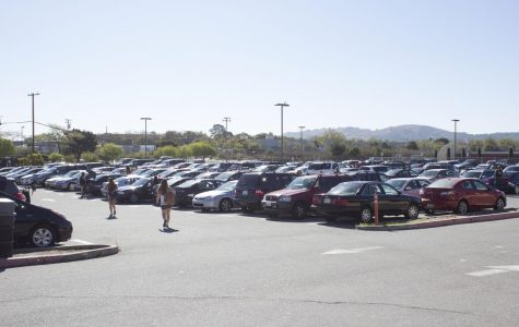 Administration makes changes to student parking permits