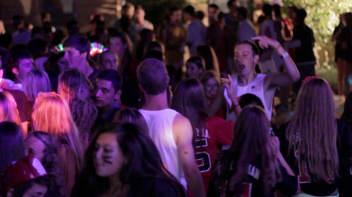 Attendance dropped by nearly 100 at this year's dance