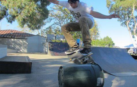 Skaters petition for new skate park
