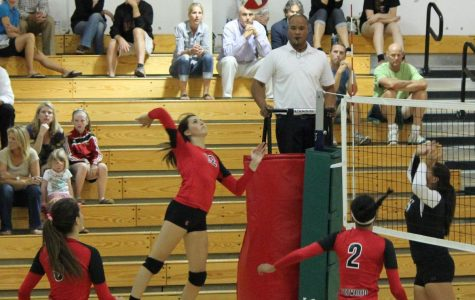Game Night Recap: Girls' Volleyball