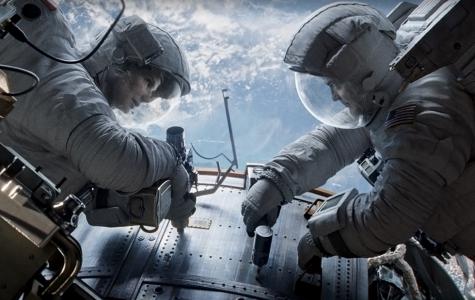 Gravity thrills viewers with breathtaking visuals