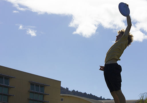 Day in the Life: Ultimate frisbee offers a fresh spin on athletics