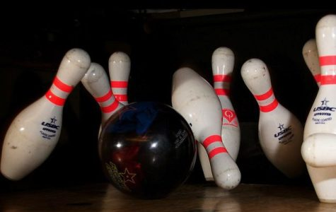 Volunteers go bowling with the Marin Special Olympics