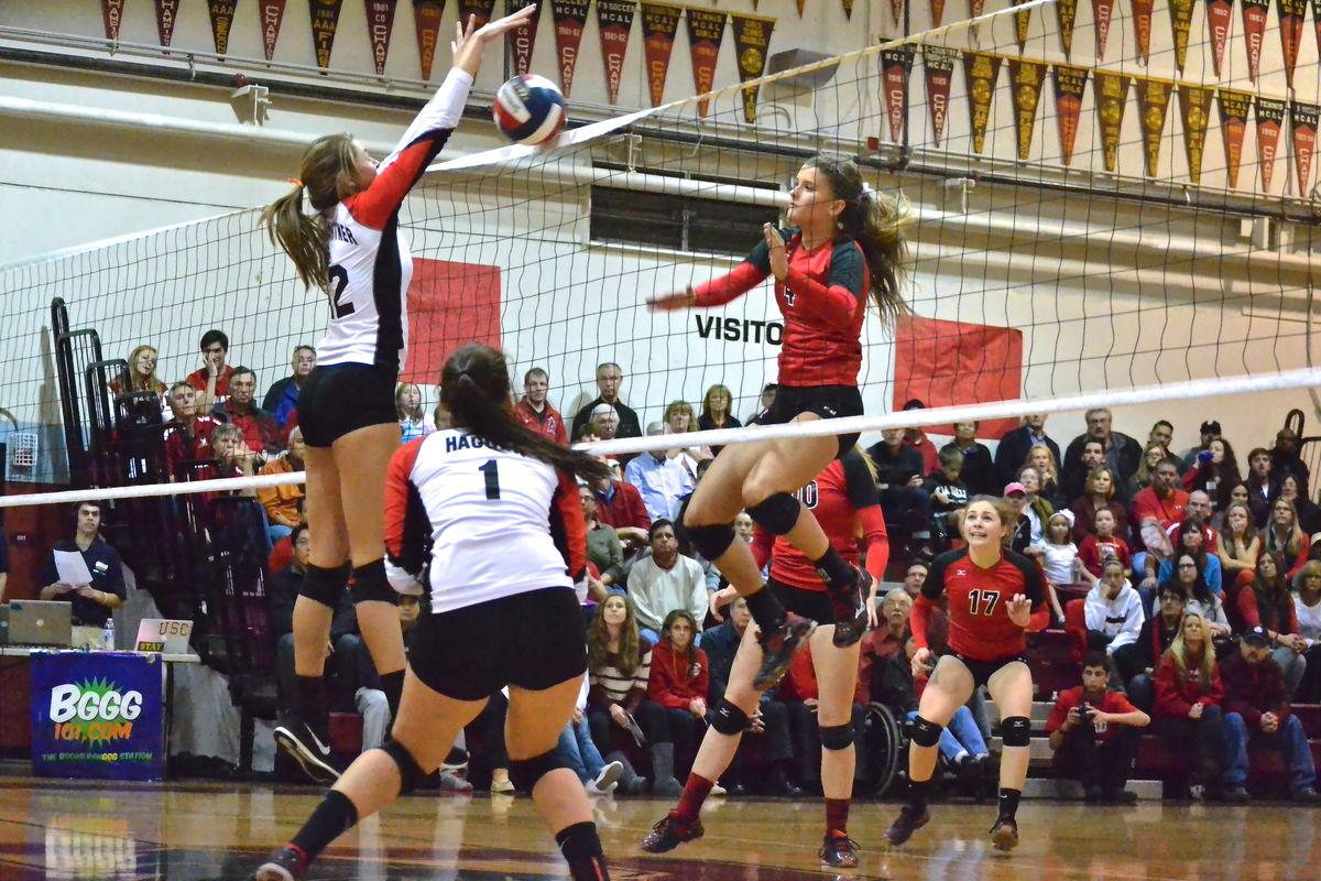 Girl's volleyball defeats Carondelet to win NCS title