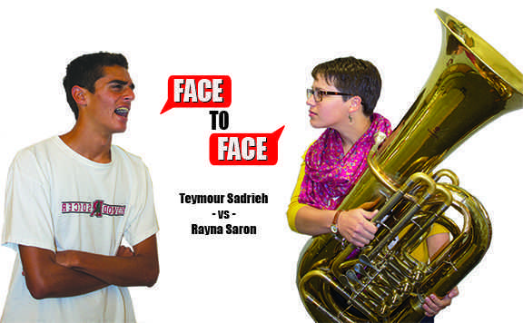 Face-to-Face: Do colleges prefer music or sports?