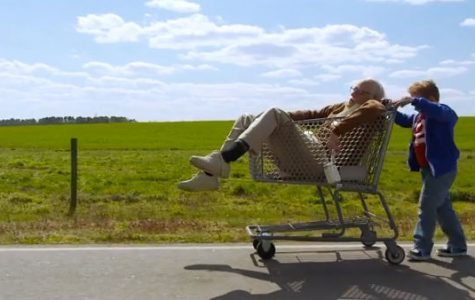 Bad Grandpa: The must see comedy of fall