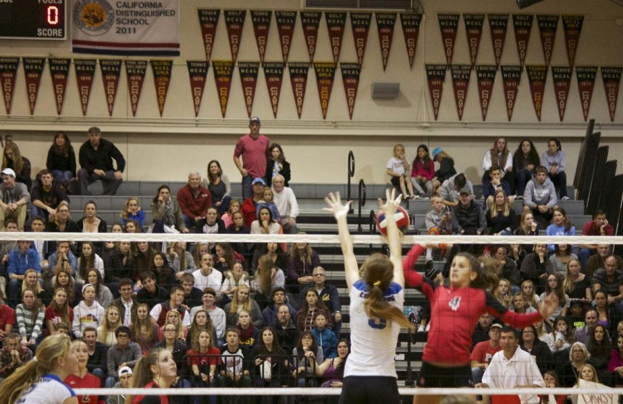 Comeback falls short against Los Altos in NorCal volleyball semifinals