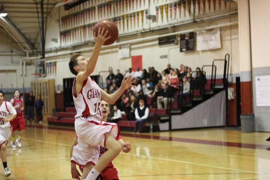 Freshman boys' basketball opens MCAL season with a win