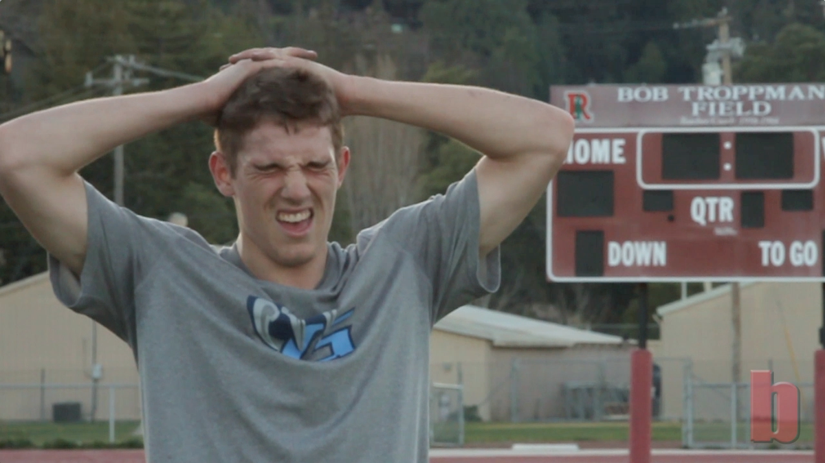 Video: Training Day for Redwood Lacrosse