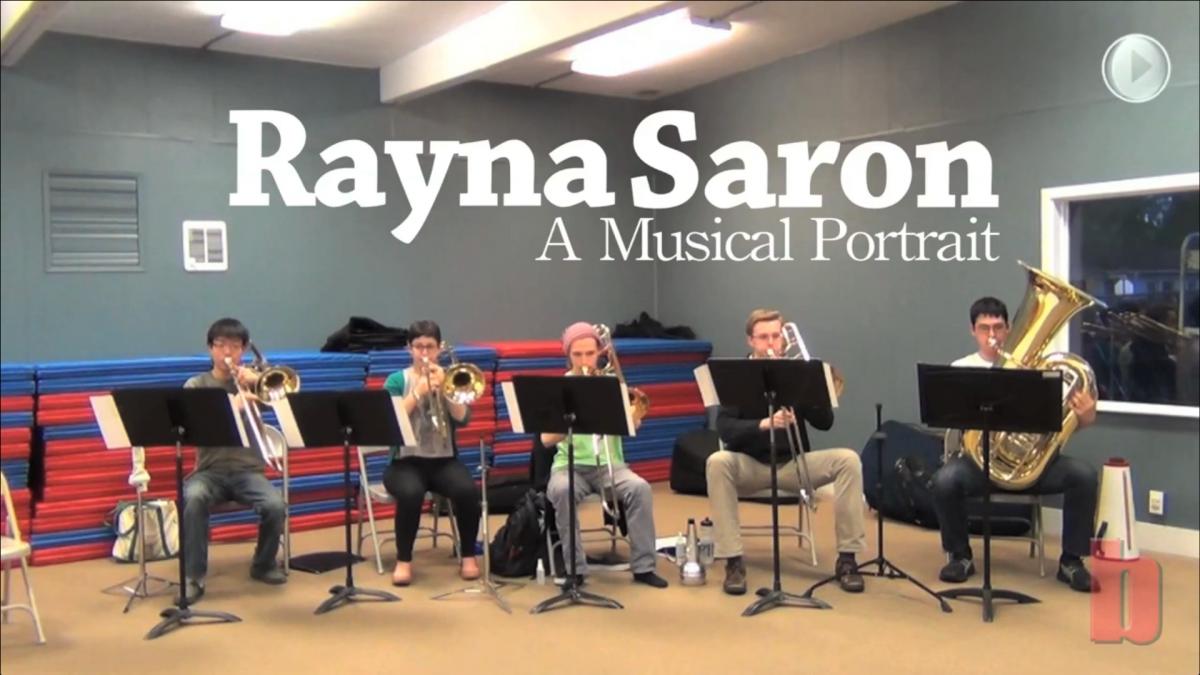 Rayna Saron – A Musical Portrait