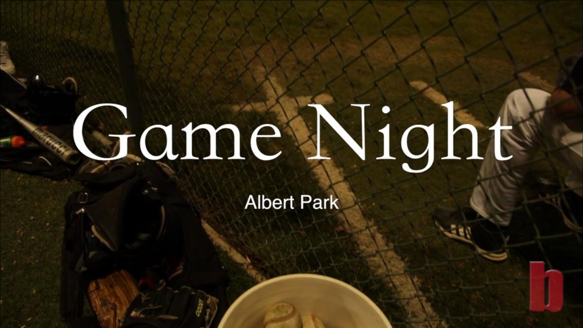 Game Night – Albert Park