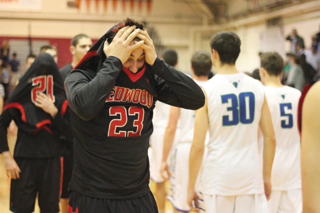 Second round playoff losses end boys' basketball season