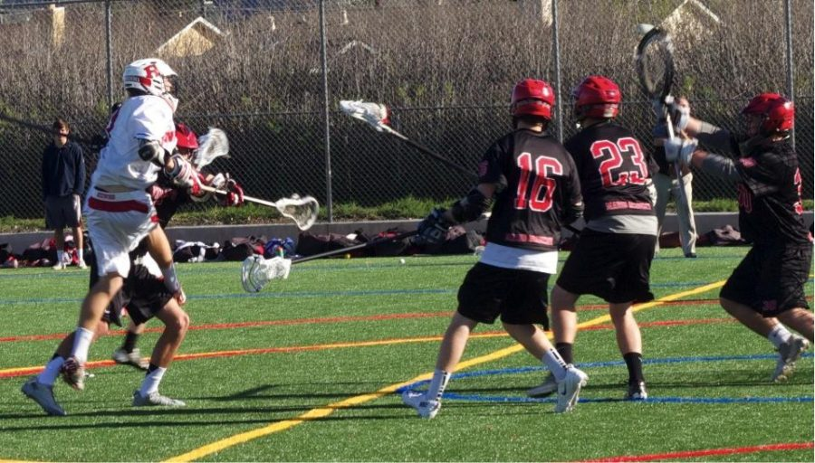Boys%27+varsity+lacrosse+off+to+a+strong+start