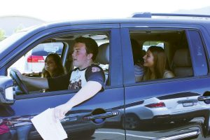 Many students bypass provisional license restrictions, yet some evade full consequences.