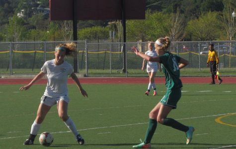 Girls' varsity soccer advances in MCAL league