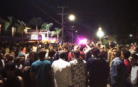 Students witness riot at Deltopia Spring Break party