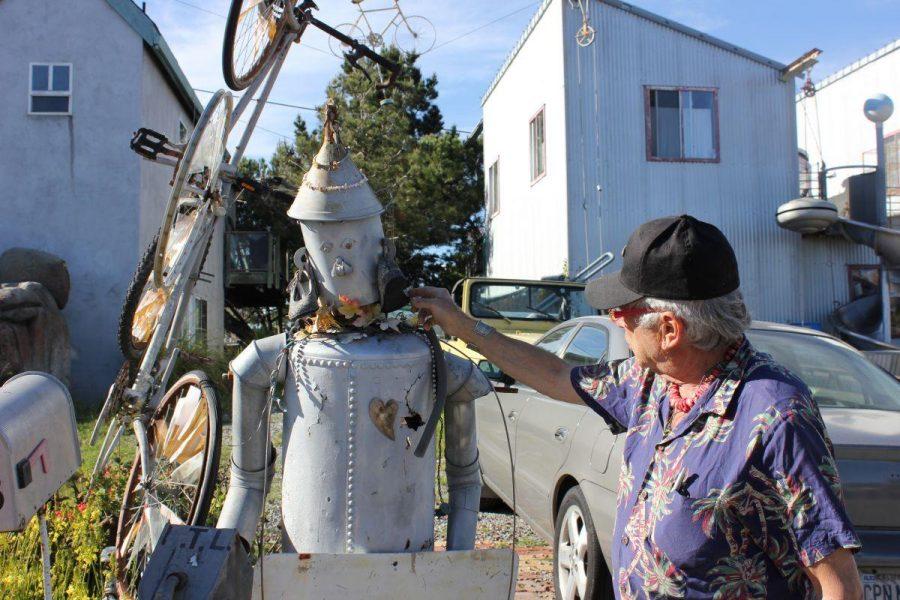 Local artistic neighborhood thrives