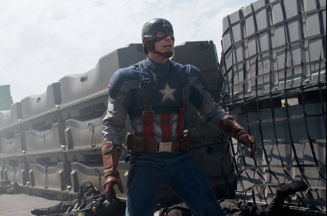 Stars and sequels forever: the return of Captain America