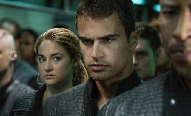 Divergent fails to diverge from predictable plot line