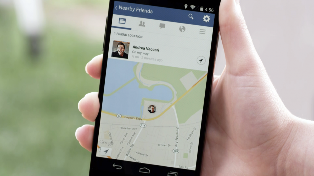 Facebook unveils the opt-in Nearby Friends feature