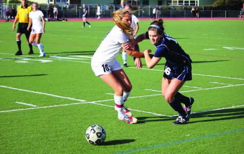 Tables turn as girls' soccer loses to MC in MCAL semis