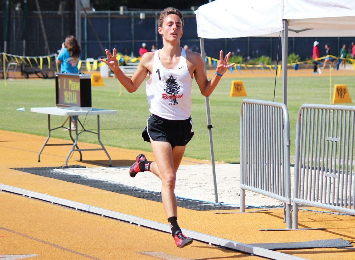 Prep of the Year: Fred Huxham cruises into national spotlight