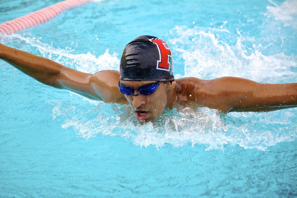 Boys swimming wins MCAL championship