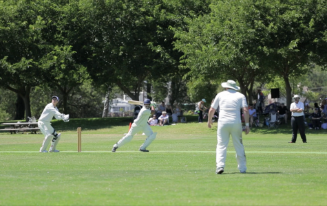 Video: Cricket with the Marin Cricket Club