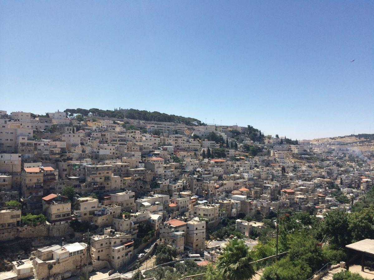Students witness re-escalation of conflict in Israel