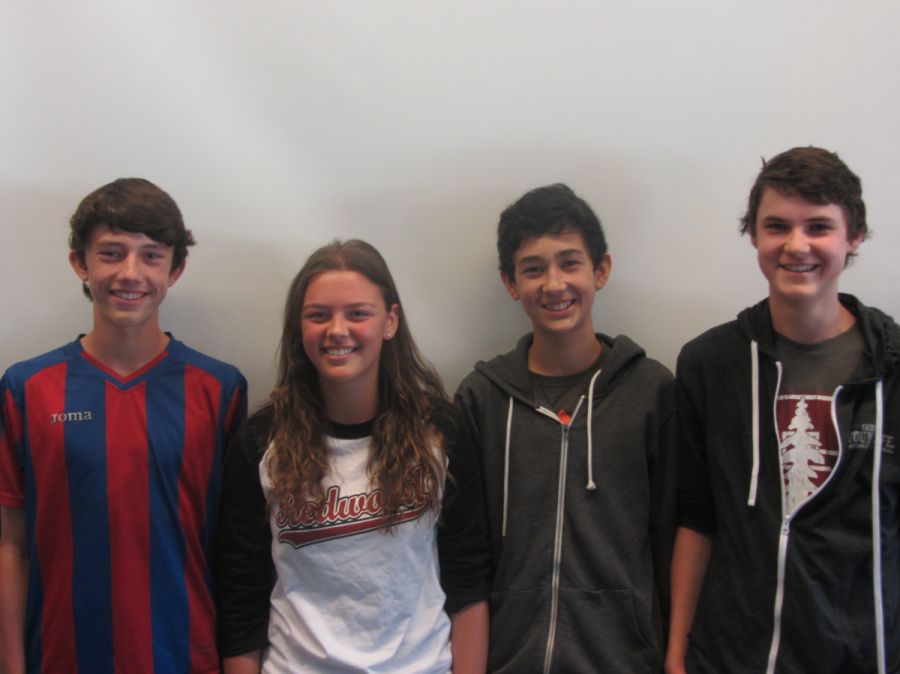 Freshman class officers chosen after close race