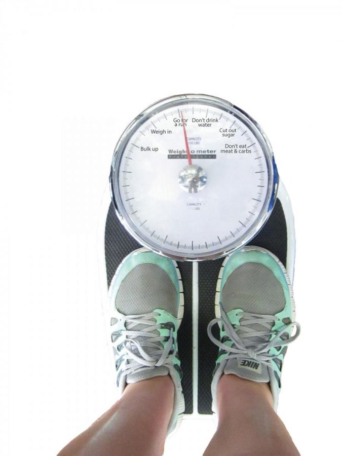 The lightweight diet: Competing in weight-sensitive sports