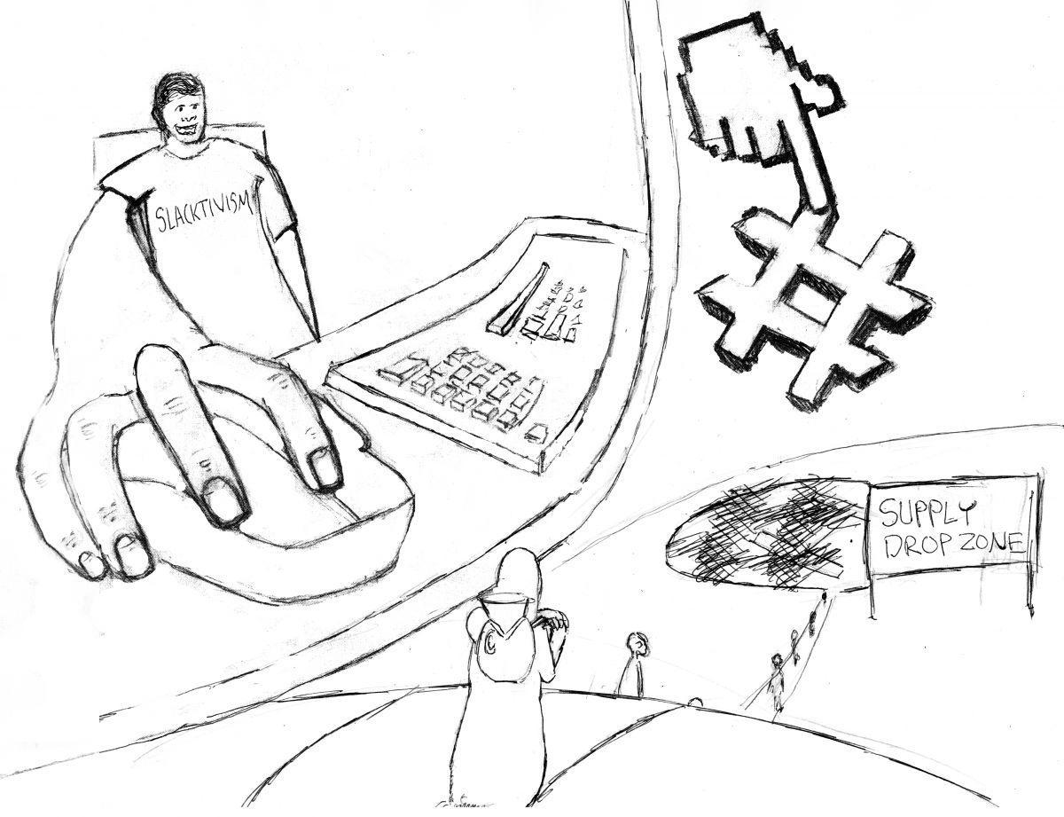 Social media 'slacktivism' does little to enact change
