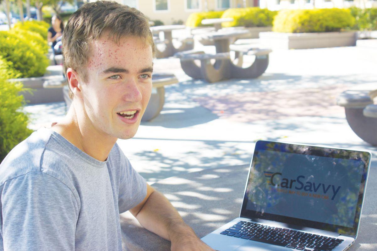 Entrepreneur pursues career interest through car business