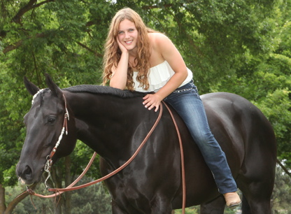 Horseback rider travels to World Championships