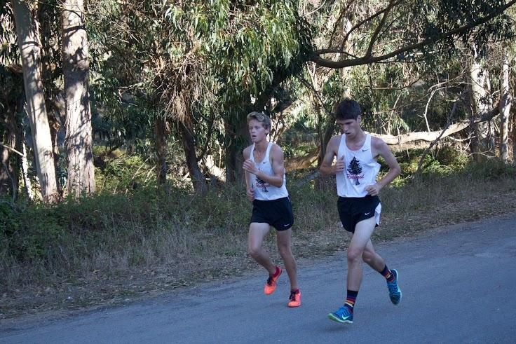 Boys' varsity runners prepare for higher stakes competition at State