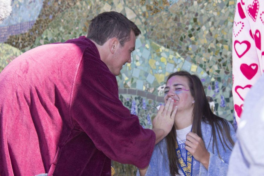 Gallery: Boys make over girls for Homecoming Week