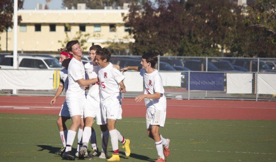 Boys' varsity soccer nears pennant
