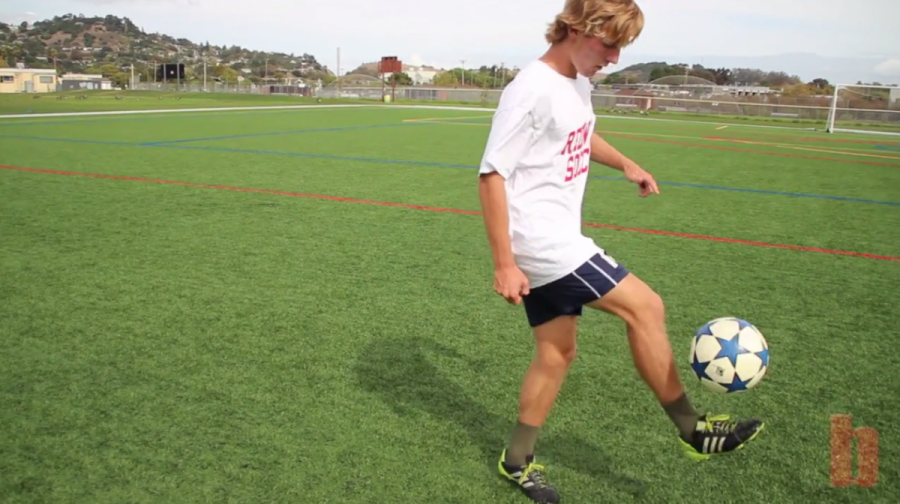 Video: Isaac Perper - A Leader on the Soccer Pitch
