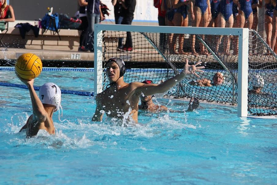 Boys' water polo celebrates first ever NCS win in Redwood history