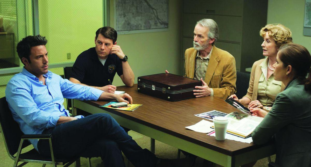 'Gone Girl' showcases enthralling acting and suspense